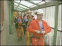 UK miners