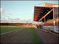 York City's Bootham Crescent home