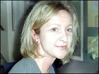 Language teacher Liz Griggs