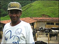 Director de una granja que abastece a Parmalat