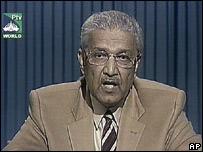 Abdul Qadeer Khan pide disculpas en una alocución televisada