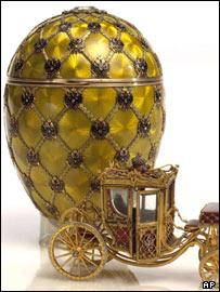Императорское яйцо Фаберже