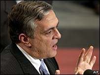 Director of Central Intelligence George Tenet