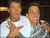 Hasselhoff and Tauber