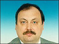 Депутат Госдумы Геннадий Гудков