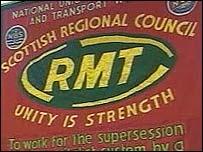 RMT banner