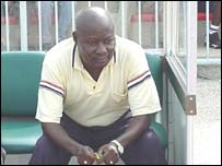 Benin coach Jones Attuquayefio