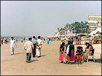 Beach in Maharashtra