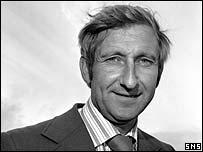 Former Scotland manager Ally McLeod