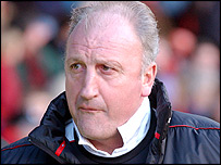 Former Forest manager Paul Hart