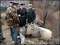 World War II bomb
