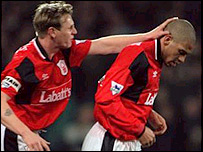 Stuart Pearce and Stan Collymore could be reunited at Forest