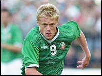 Damien Duff has been sidelined by injuries