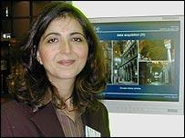 Nedjma Cadi-Yazli of Miralab