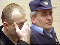 Zvezdan Jovanovic, alleged sniper