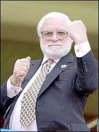Chelsea chairman Ken Bates