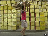 Philippine ballot boxes