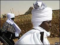 متمردون سودانيون