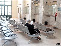 Milan Maggiore hospital, Italy