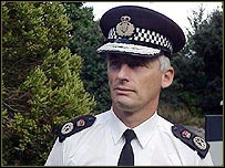 Chief Constable Richard Brunstrom