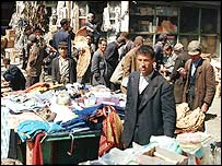 Iranian marketplace