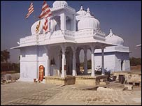 Temple in Asind, Rajasthan