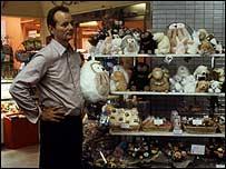 Bill Murray in Lost in Translation