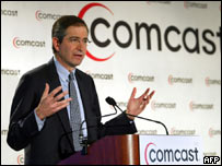 Brian Roberts, president and chief executive of Comcast