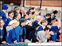 Margate fans