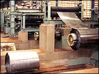 Uganda Baati steel plant