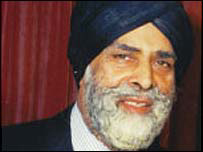 Inderjit Singh Editor, Sikh Messenger