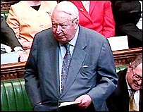 The tribunal heard evidence from former PM Sir Edward Heath