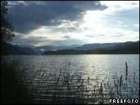 Ullswater. Photo credit: FreeFoto