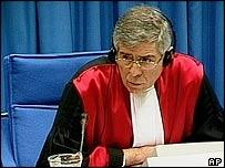 Judge Richard May