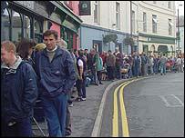 Dentist queue