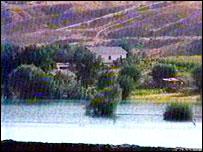 Chardara reservoir