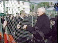 Gorizia/Gorica mayors remove the last sections of fence