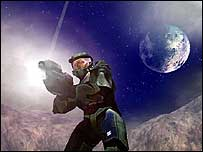 Screenshot of Halo