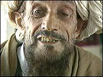 Gul Mohammed, father of ex-Guantanamo inmate Naqibullah