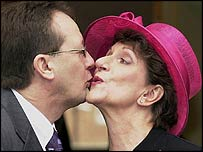 Tony Jasper and Janet Vaughan