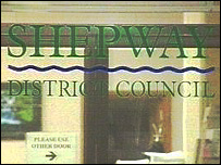 Shepway District Council offices