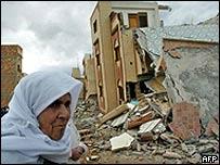 Terremoto en Marruecos