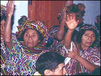 Guatemalan mothers