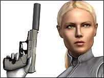 James Bond screenshot