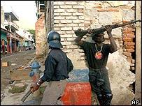 Haitian rebels