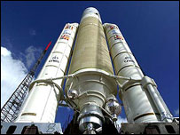 Ariane 5, Esa