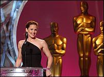 Jennifer Garner hosting Academy of Motion Picture Arts and Sciences Scientific and Technical Achievement Awards