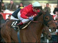 The Fellow wins the 1994 Gold Cup