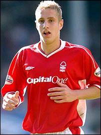 Nottingham Forest defender Michael Dawson