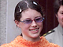 Josie Russell in 2000